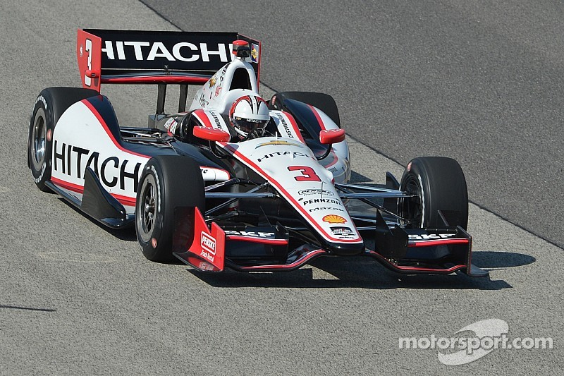 Chevrolet wins 2014 Verizon IndyCar Series Manufacturers Championship