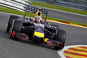 Formula 1 Qualifying report Red Bull: A good grid positions for tomorrow's Belgian GP