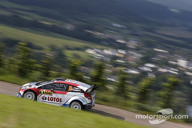 Stage wins for Kubica