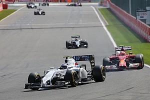 Formula 1 Race report Williams' Valtteri picks up his fourth podium of the season at Spa-Francorchamps