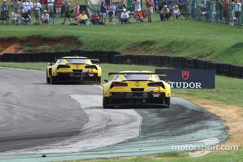 Corvette Racing has a long day at VIR