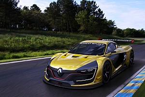 GT Breaking news Renault unveils R.S. 01