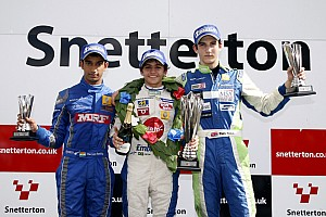 Formula Renault Interview Pietro Fittipaldi takes one step closer to championship with eighth victory in succession