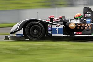 Asian Le Mans Race report A fantastic Fuji win for Oak Racing Team Total!