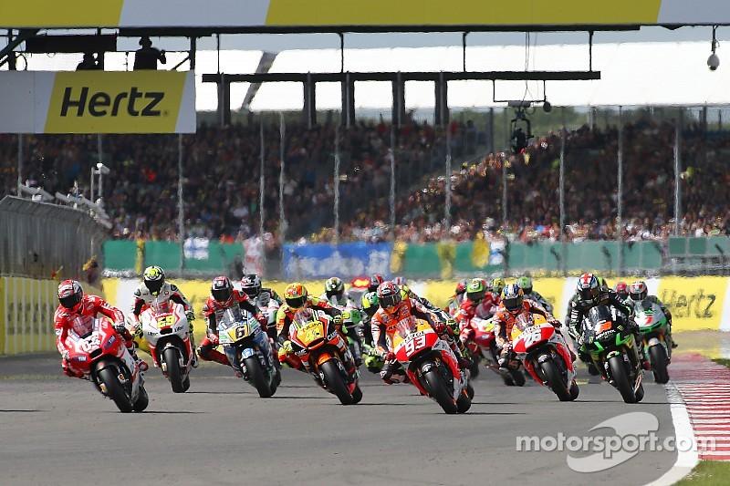 Silverstone loses MotoGP race