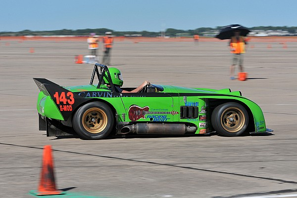 SCCA Tire Rack SCCA Solo Nationals sets participation record during Thursday runs