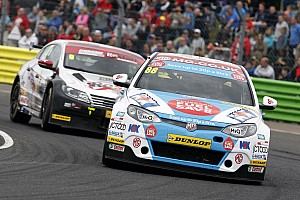 BTCC Qualifying report Two in a row for Sam Tordoff