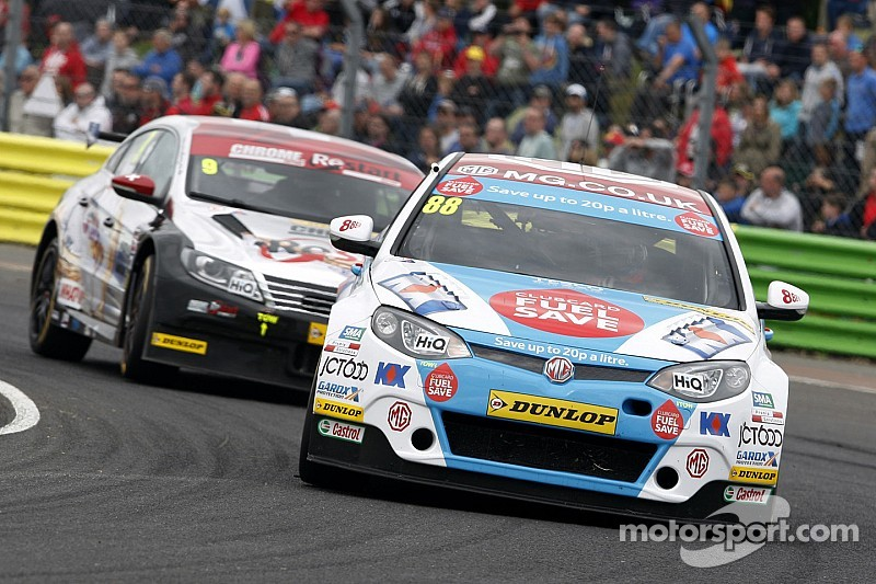 Two in a row for Sam Tordoff