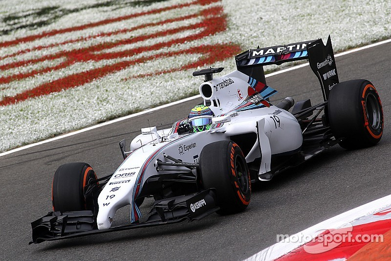 Williams announces driver line up for the 2015 season