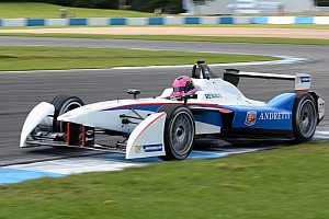 Formula E Commentary The thoughts of an open-minded motorsports enthusiast as Formula E gets underway