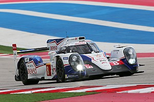 WEC Practice report Toyota Racing back on track in Texas