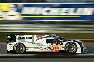 WEC Qualifying report Porsche 919 Hybrid in front row at COTA