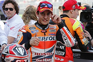 MotoGP Qualifying report Bridgestone: Marquez annihilates Aragon lap record to score eleventh pole of the season