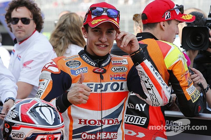 Bridgestone: Marquez annihilates Aragon lap record to score eleventh pole of the season