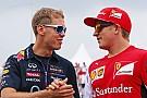 Raikkonen would welcome Vettel as teammate