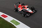 Marussia GP3 withdrawal not linked to Bianchi