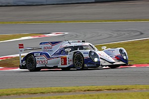 WEC Practice report Home comforts for Toyota Racing