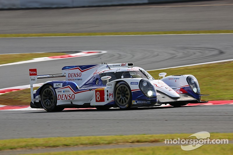 Home comforts for Toyota Racing