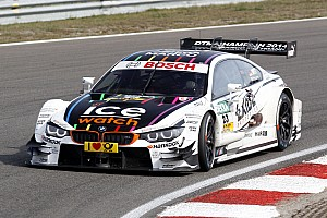DTM Preview The grand finale: BMW Motorsport's successful DTM season draws to a close at the Hockenheimring