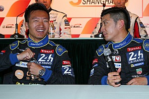 Asian Le Mans Race report Ho-Pin Tung, David Cheng win in Asian Le Mans