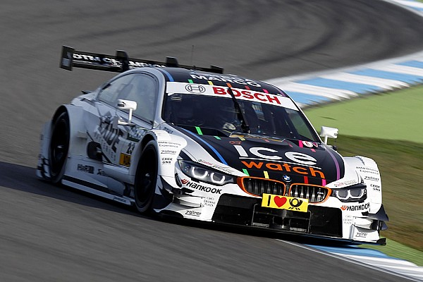 Champion Wittmann ends the DTM season with fifth in Hockenheim