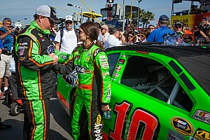 NASCAR Cup Rumor Could Danica Patrick have a new crew chief next season?