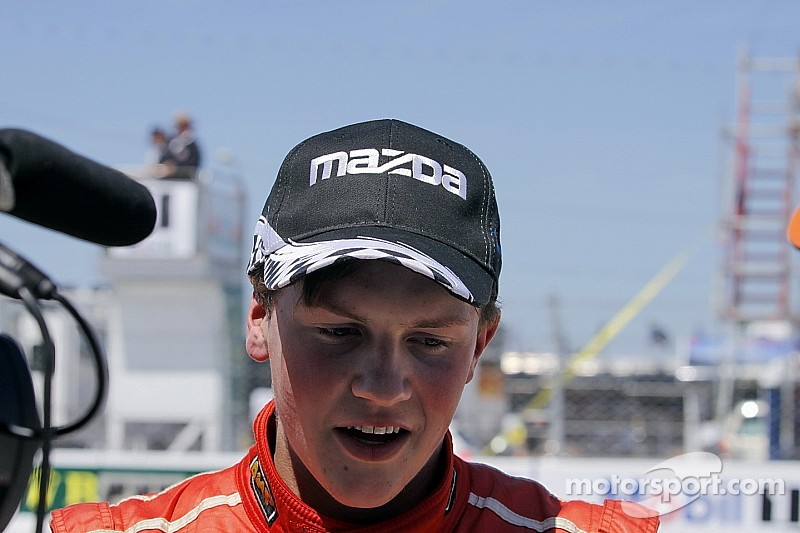 Local ties help Hargrove to GT3 Cup Challenge ride