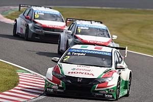 WTCC Race report Honda wins in Suzuka – Tarquini takes impressive victory