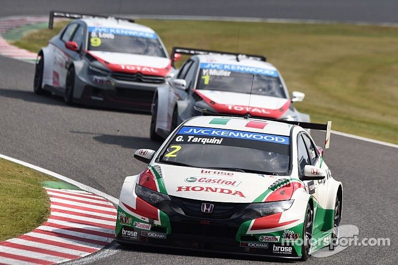 Honda wins in Suzuka – Tarquini takes impressive victory