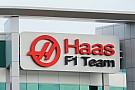Haas F1 Team names Adam Jacobs CMO