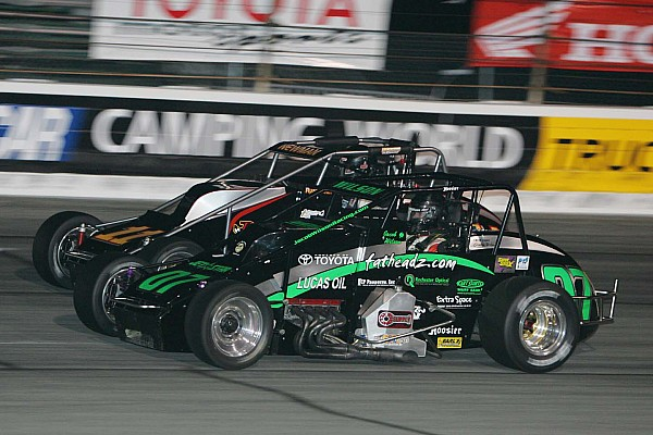 USAC Silver Crown returns to Iowa Speedway