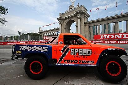 Stadium Super Trucks moves Las Vegas date