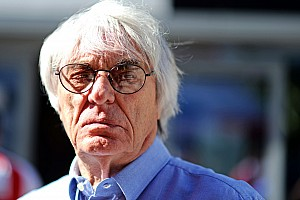 Formula 1 Breaking news Ecclestone vows to work to end F1 crisis