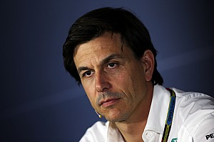 Formula 1 Breaking news Wolff moves to end boycott threat with 'a few per cent'