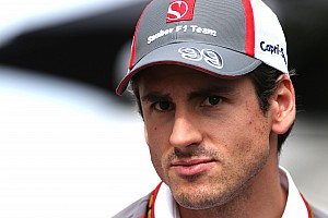 Formula 1 Breaking news Haas could keep Sutil's F1 dream alive