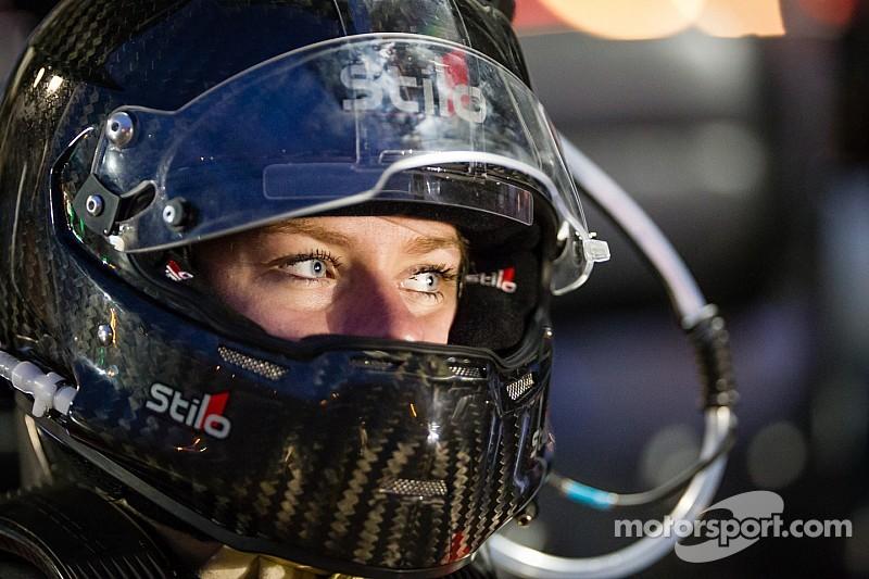 Christina Nielsen signs for full season to drive Aston Martins