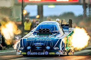 NHRA Preview Hagan vs. Force: NHRA Funny Car championship finale could be a stellar battle