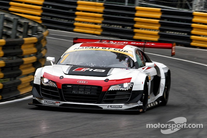 Title contenders suffer setbacks during qualifying at Macau