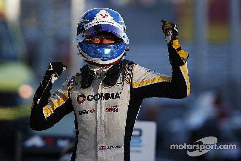 Palmer 'ruled out' for Caterham debut