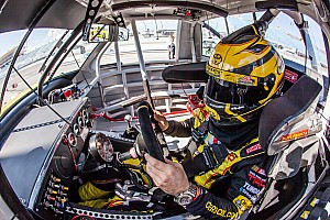 NASCAR Truck Interview German Quiroga, a Mexican racer fighting to make it in the world of NASCAR