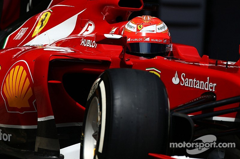 Raikkonen upbeat about Ferrari future with Vettel