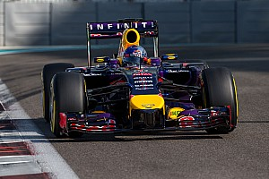 Formula 1 Race report On Vettel's farewell, Red Bull is top eight at Yas Marina