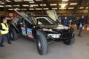Dakar Breaking news El Martillo Racing finished the last step on its way to Buenos Aires