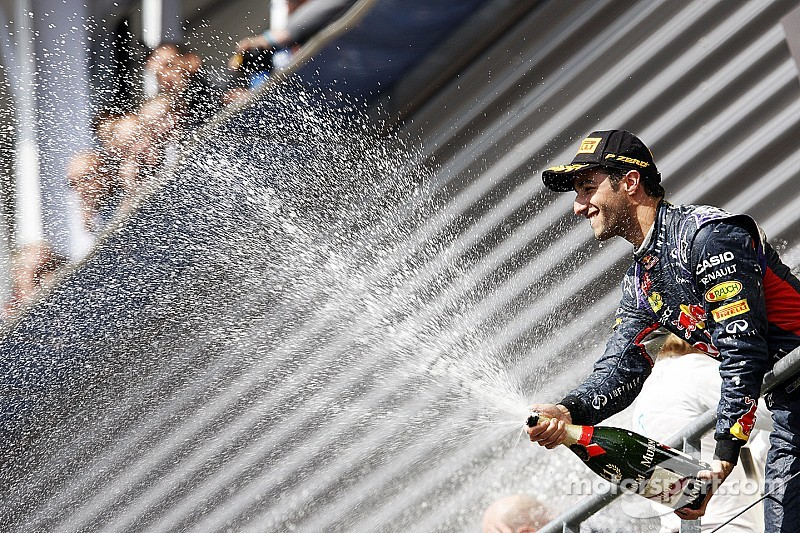 Looking back ... What F1 'Silly Season' moves paid off in 2014?