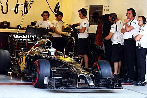 Formula 1 Testing report Another tough day for McLaren-Honda in Abu Dhabi