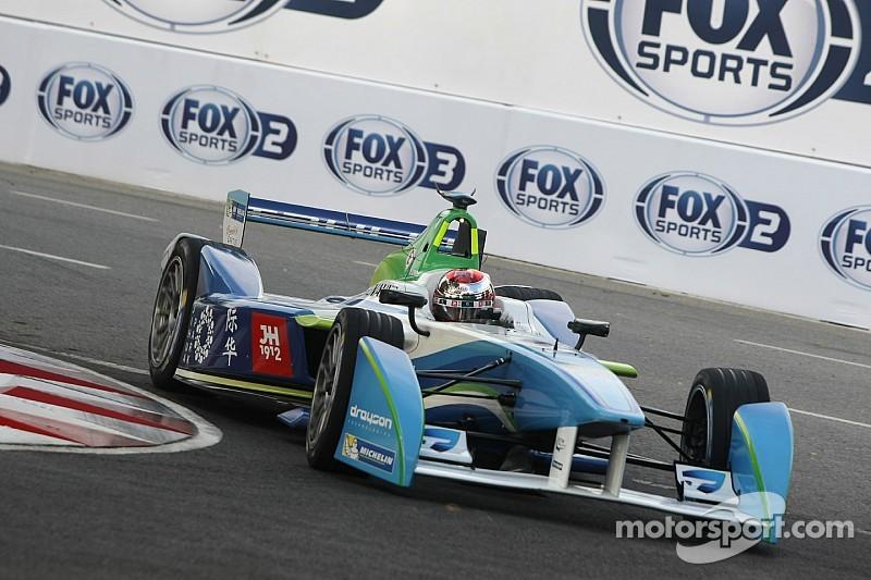 Trulli, Cerruti to drive Formula-E car at Bologna Motor Show