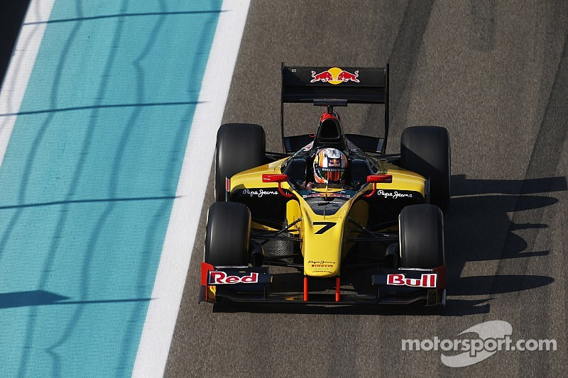 Pierre Gasly ends GP2 testing on top