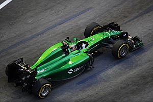Formula 1 Breaking news Caterham F1 buyer and seller enter arbitration