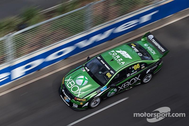 Ambrose off to slow start in V8SC comeback