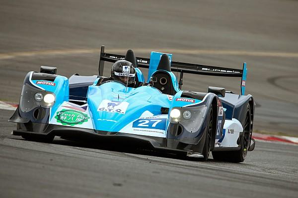 Eurasia Motorsport takes top time in Sepang practice